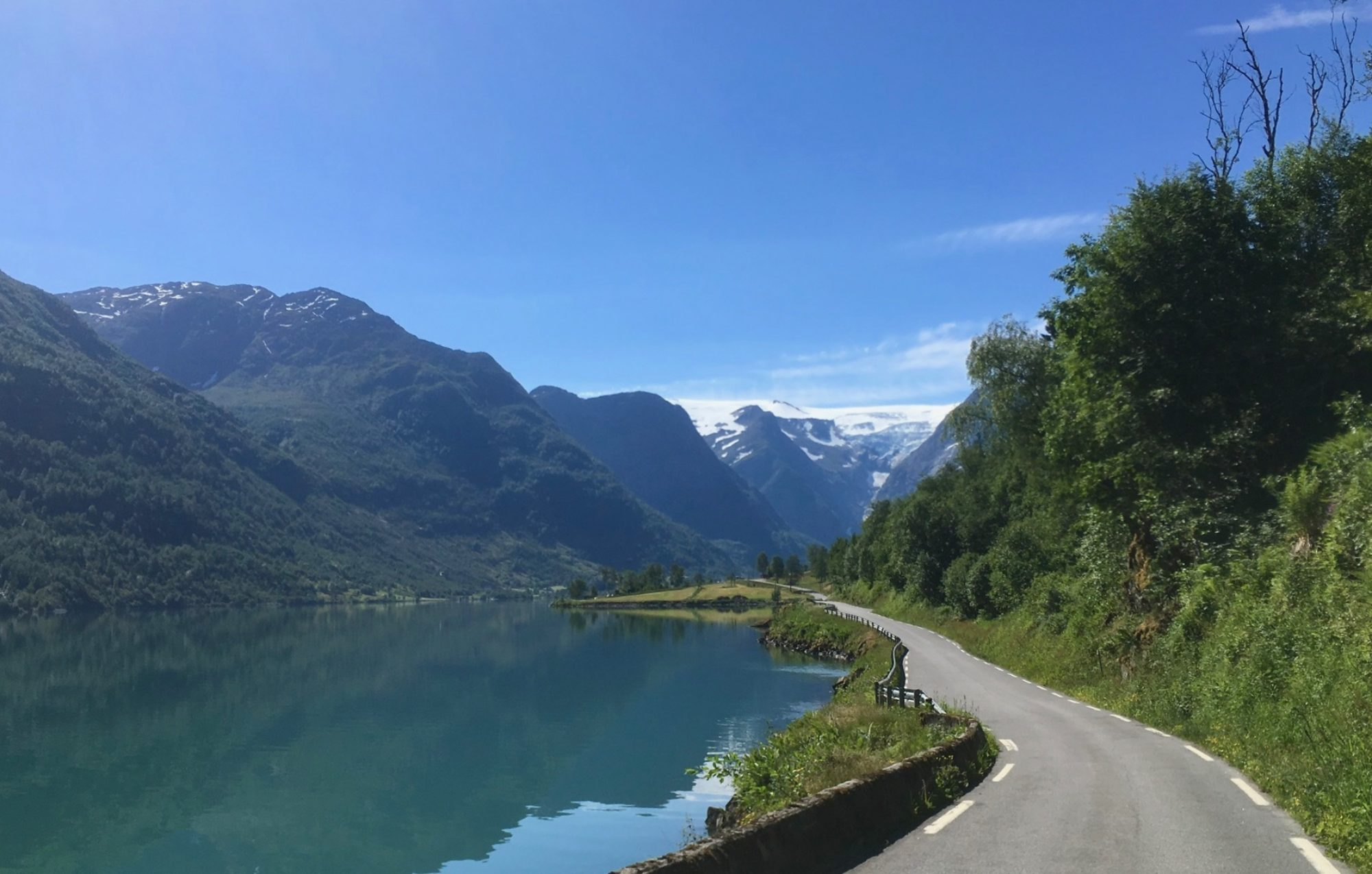 Underveis i Norge
